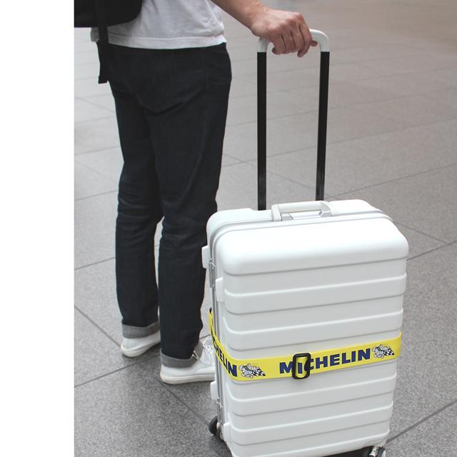 スーツケースベルト ラゲッジベルト スーツケースMICHELIN ミシュラン