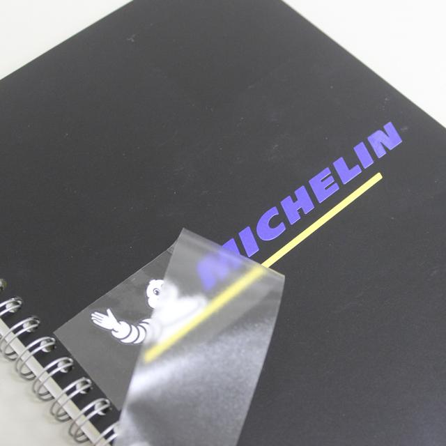 MICHELIN ミシュラン ドタBIB ロゴ ステッカー ステッカー ミシュランデザイン ミシュランマンシール 自転車
