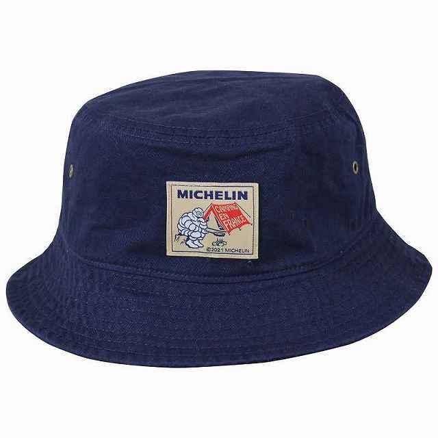 ミシュラン バケット ハット キャンプ アウトドア メンズ バケットハット 帽子 レディース ハット サファリハット