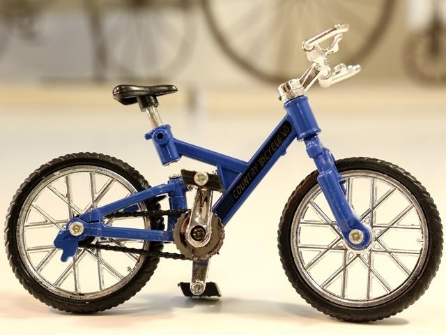 ミニチュア,MTB,自転車モチーフ 雑貨,ロードバイクモチーフ雑,MTB,MTBミニチュアミニチュア自転車模型 MTB ミニバイク ,