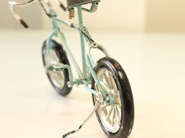 自転車,おしゃれ,自転車柄メンズ,雑貨,ロードバイク,かわいい,自転車モチーフ,インテリア,ミニチュア,模型,モチーフ,アンティーク