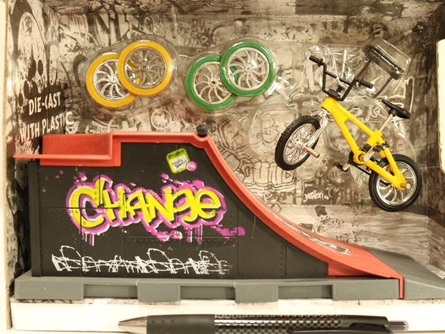 自転車 BMX/フィンガーバイク bmx/自転車 BMX ミニチュア 雑貨/自転車模型/指チャリ/かわいい/bmx finger bike【BMX】【自転車】
