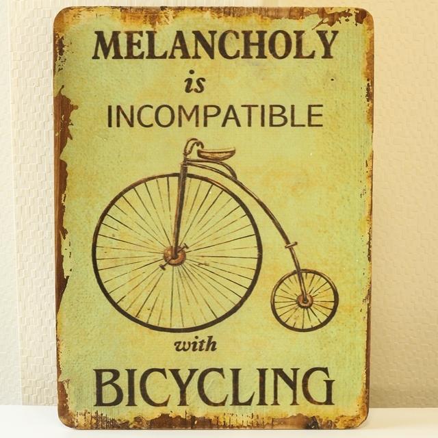 アートポスター 自転車/アートフレーム 自転車柄/アートパネル/アートポスター/アンティーク/レトロ/自転車看板/自転車の絵/引っ越し祝い