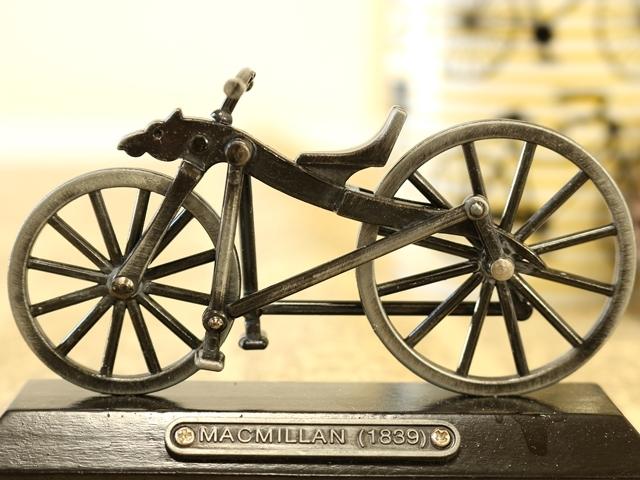 Macmillan マクミラン 1839 年型/自転車模型/ミニチュア/雑貨/インテリア 小物/レトロ/アンティーク/おしゃれ/プレゼント