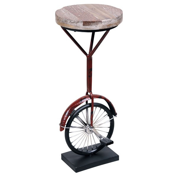 ガーデニング フラワースタンド 自転車 アイアン/花台/木製/アンティーク/玄関先/屋外/おしゃれ 北欧 自転車 モチーフ/三輪車/鉢植え