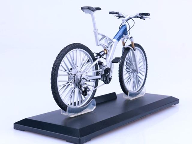 自転車模型/ミニチュア雑貨/Audi Design Cross Mountain Bike/アウディ MTB バイク/ジャーマンコレクション