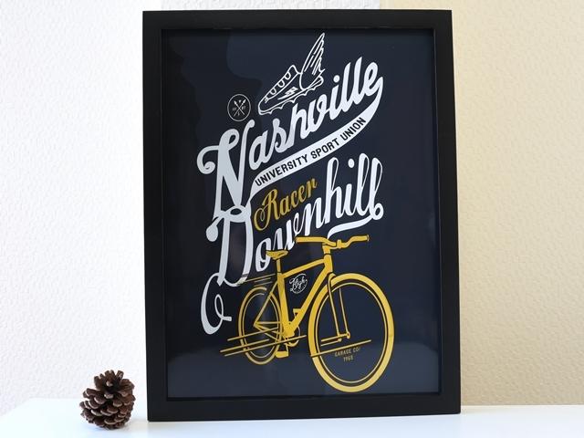 インテリア ポスター 北欧,アートポスター 自転車.アンティーク,自転車看板,自転車の絵,ポスターフレーム パネル,おしゃれ,ロードバイク