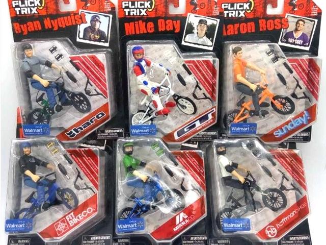 自転車 BMX 模型 工具付き ミニチュア雑貨 おもちゃ ドールハウス フィンガーバイク フィギュアバイク  プロライダー ミニ バイク