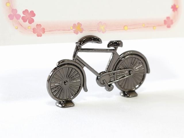 自転車モチーフ テーブルナンバー 結婚式 パーティ用 テーブル番号 メッセージカード 可愛い おしゃれ 自転車 カード立て 披露宴 ゲスト