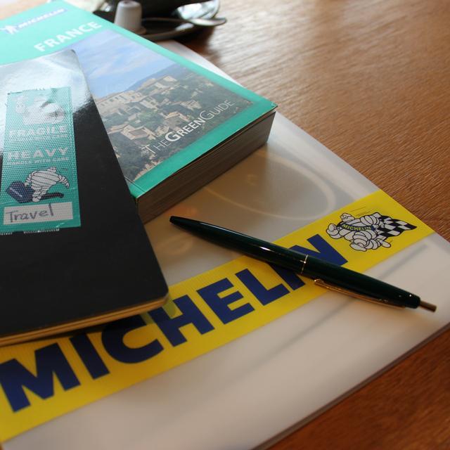 YOJO TAPE MICHELIN Logo ミシュラン ロゴ デザイン養生テープ 自転車 お洒落 かわいい おしゃれ 自転車モチーフ雑貨