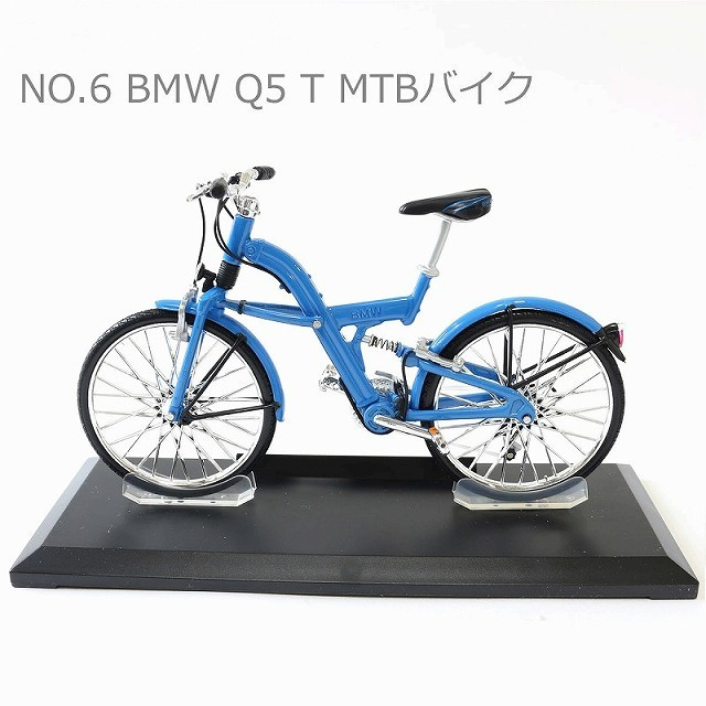 ザッカPAP 1/10スケール ジャーマン自転車模型 ポルシェ ロードバイク アウディ BMW Q5 T Q6.S XTR バイク MTB