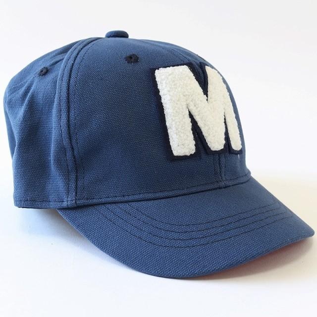 MICHELIN (ミシュラン) ボールキャップ/ブロックM トリコロール/帽子 スポーツ観戦 スタイル メンズ レディース 弱虫ペダル