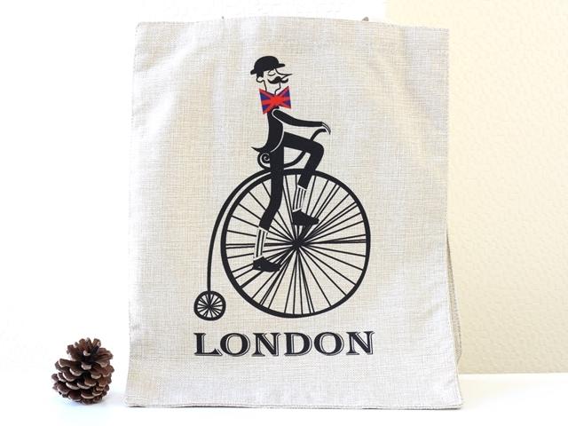 自転車,おしゃれ,レディース,サブバッグ,トート,キャンバス,かわいい,自転車好き,プレゼント,エコバッグ,メンズ,手提げ,軽量,大容量
