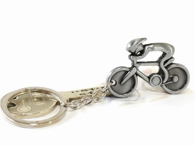 トライアスロン キーホルダー トライアスロン バイク キーリング 自転車 キーホルダー メンズ レディース かわいい 自転車モチーフ
