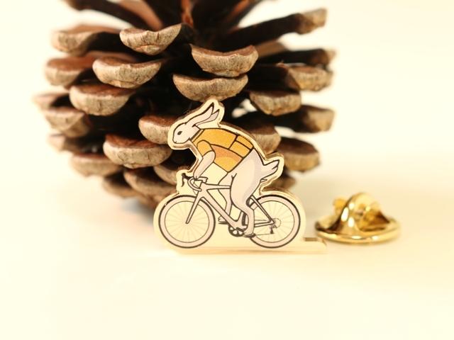 自転車ピンバッジ,自転車型ピンバッジ,ピンバッジ,自転車モチーフピンバッジ,自転車モチーフアクセサリーピンバッジ,自転車柄ピンバッジ