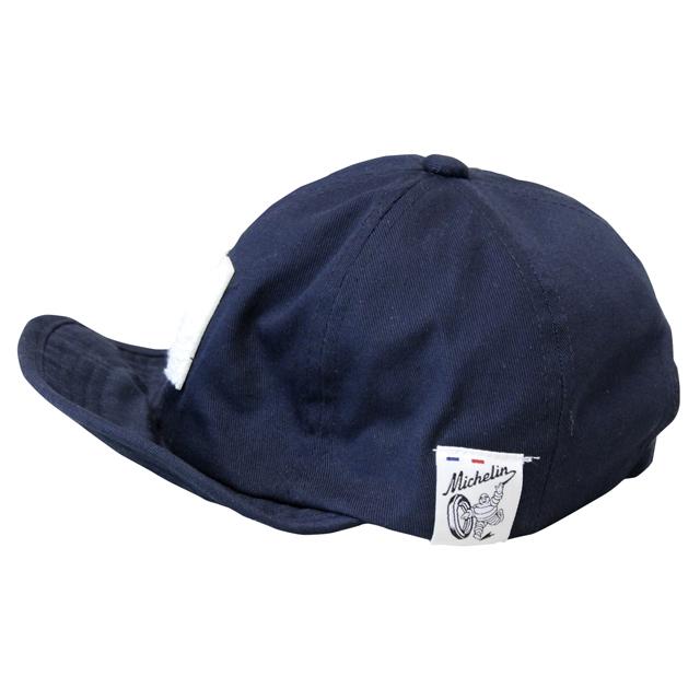 ミシュラン ブリッジ キャップ ツイル(Michelin/Bridge cap/Twill)サイクリング 帽子 自転車 自転車モチーフ