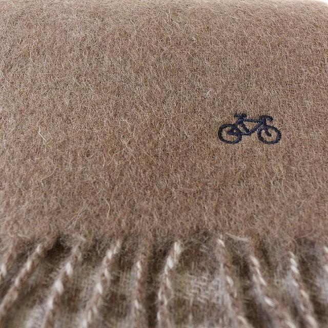 自転車刺繍 マフラー レディース メンズ かわいい 自転車マフラー ストールマフラー ショール 防寒 ネックウォーマー 厚手 無地