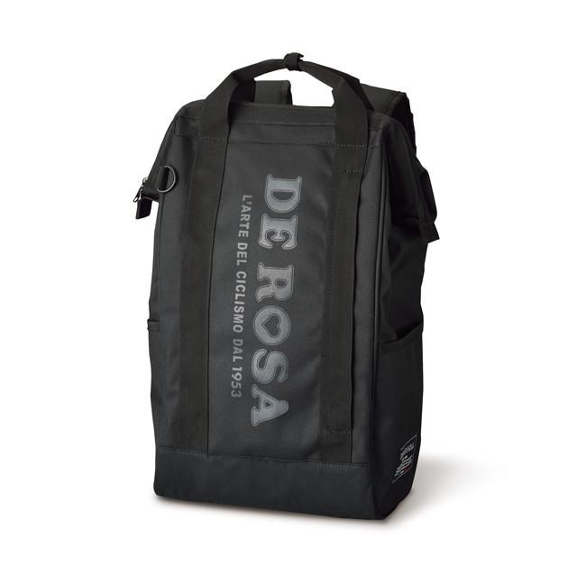 [デローザ] リュックサック 4ウェイバッグ/De Rosa/デ・ローザ/バッグ/DE ROSA デローザ4WAYバックパック/自転車雑貨
