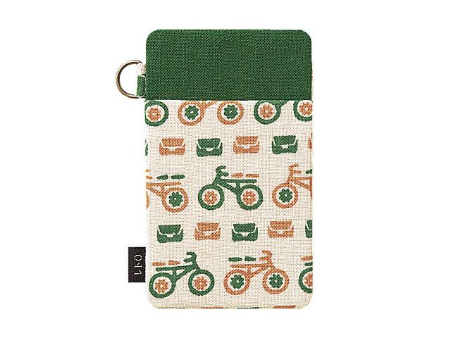 自転車「定期入れ・パスケース」メンズ/かわいい/人気/おしゃれ/自転車柄/和柄/雑貨/自転車モチーフ/プレゼント