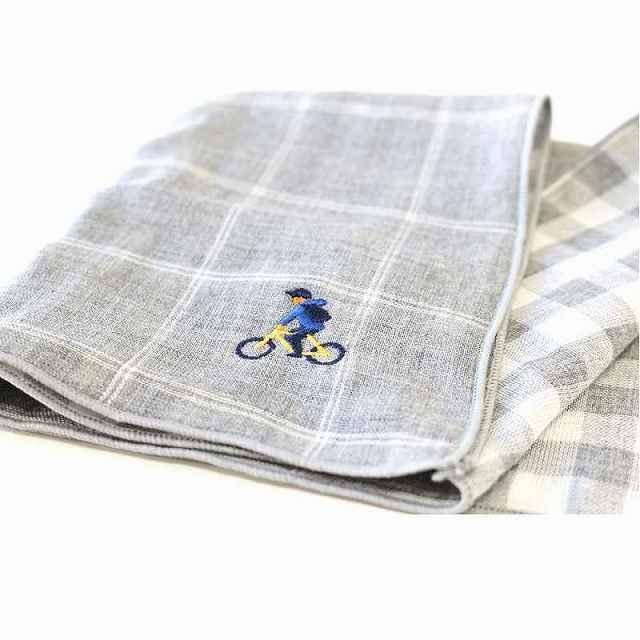 ハンカチ プレゼント ガーゼハンカチ ハンカチマスク 手作りマスク マスク 手拭き ハンカチギフト 日本製 自転車 ガーゼハンカチ 贈り物