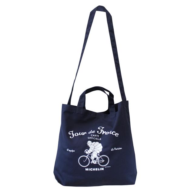 ミシュラン ビバンダム MICHELIN 自転車 キャンバス トートバッグ 3way トートショルダーバッグ おしゃれ  レディース メンズ