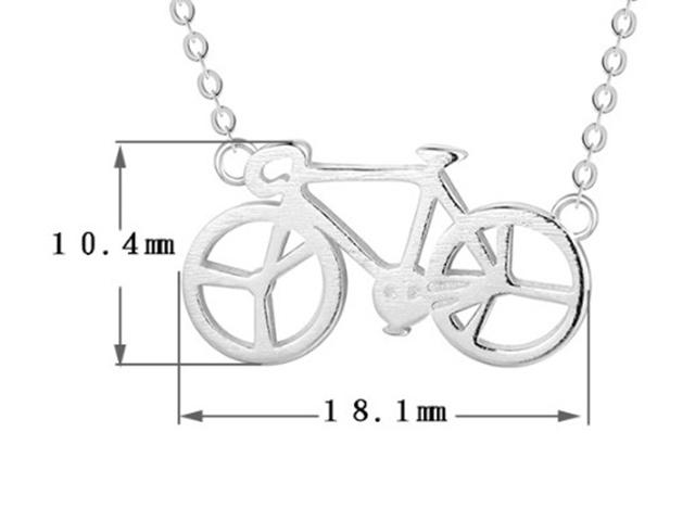 送料無料 自転車 ブレスレット SV925 ジュエリー シルバー930 ブレス メンズ レディース 自転車モチーフ ペンダント サイクリング