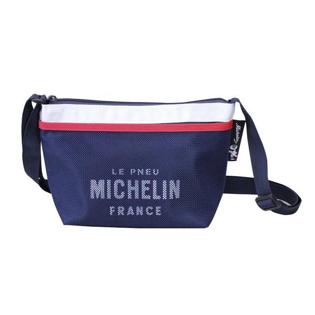 ミシュラン ショルダーポーチ フランス タイヤメーカー MICHELIN 自転車 ショルダーバッグ おしゃれ お出かけ レディース メンズ