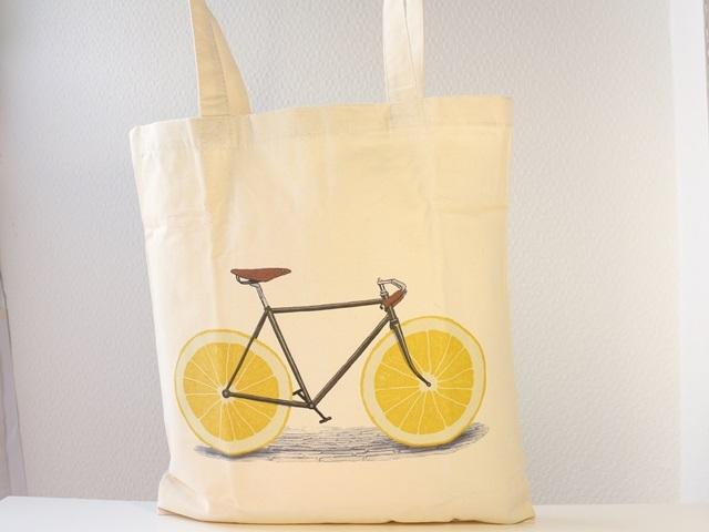 自転車 トートバッグ、レディースファッション