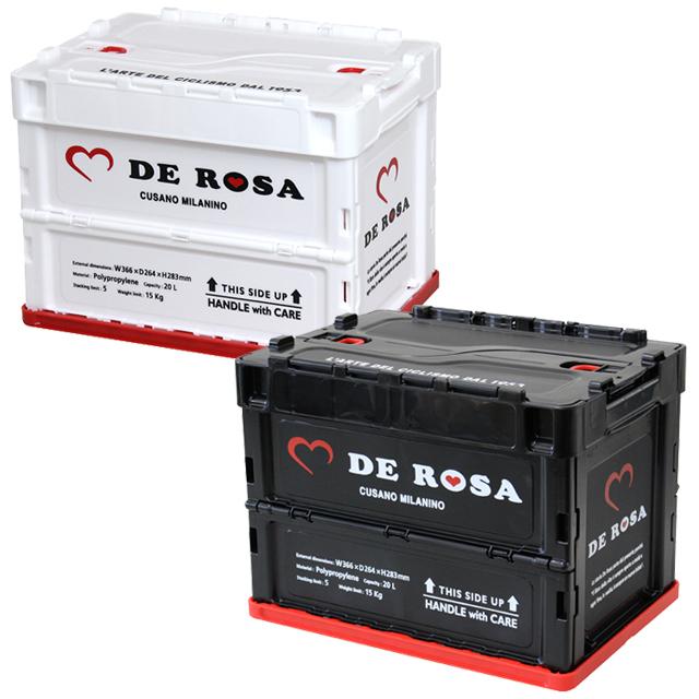 DE ROSA デローザ コンテナ 折り畳み式 derosa 工具収納ボックス 自転車 レースderosa オリコン レトロ 自転車雑貨
