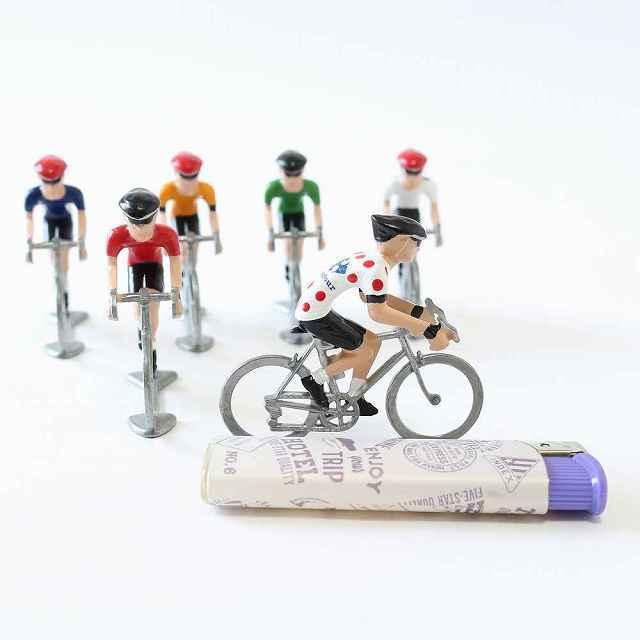 自転車 ミニチュアサイクリスト 自転車選手 フィギュア サイクルリスト インテリア 自転車フィギュア ロードバイクフィギュア サイク