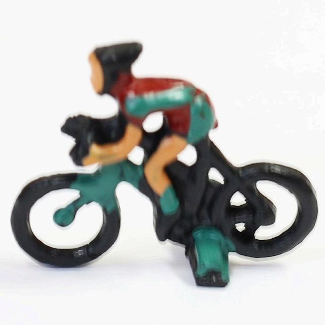 テラリウム コケリウム 苔テラリウム 自転車ミニチュア 自転車模型 自転車好き雑貨 ロードバイク 自転車ギフト自転車モチーフ