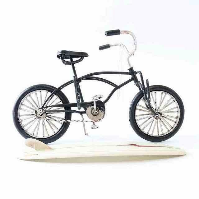 スタルジックデコ BIG ビーチクルーザー サーフバイシクル ブリキカー ビーチクルーザー自転車