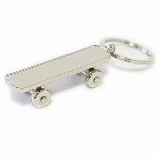 スケートボード キーホルダー キーリング キーホルダー スケボー