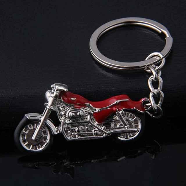 バイク キーホルダー バイク型 キーホルダー バイカー必見!バイク 好き キーリング プレゼント バイク乗り