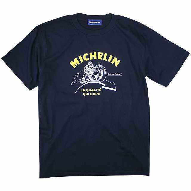 ミシュラン オフィシャル シャツ モーターサイクル Tシャツ T-shirt/Motorcycle/