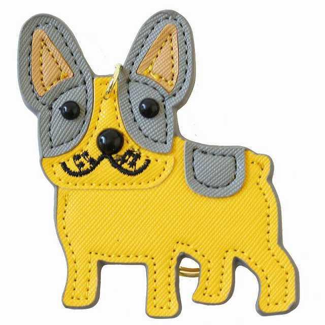 犬 キーホルダー いぬのキーホルダー フレンチブルドッグ わんちゃん カバン バッグチャーム 可愛い 動物 ペット 鍵 キーリング