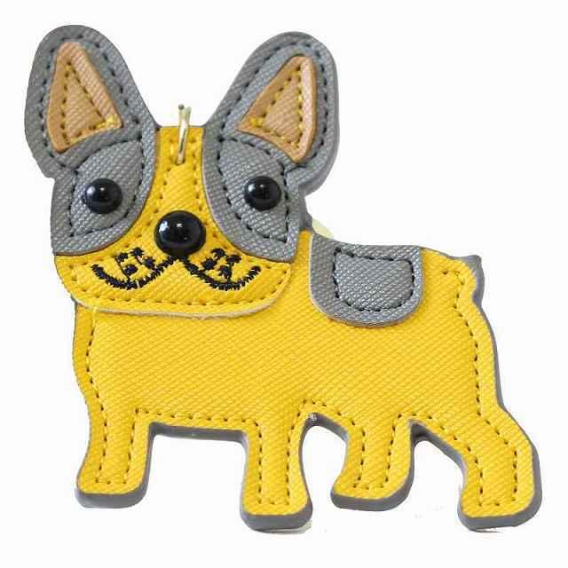 犬 キーホルダー いぬのキーホルダー フレンチブルドッグ わんちゃん カバン バッグチャーム ユニーク 個性的 可愛い 動物 ペット