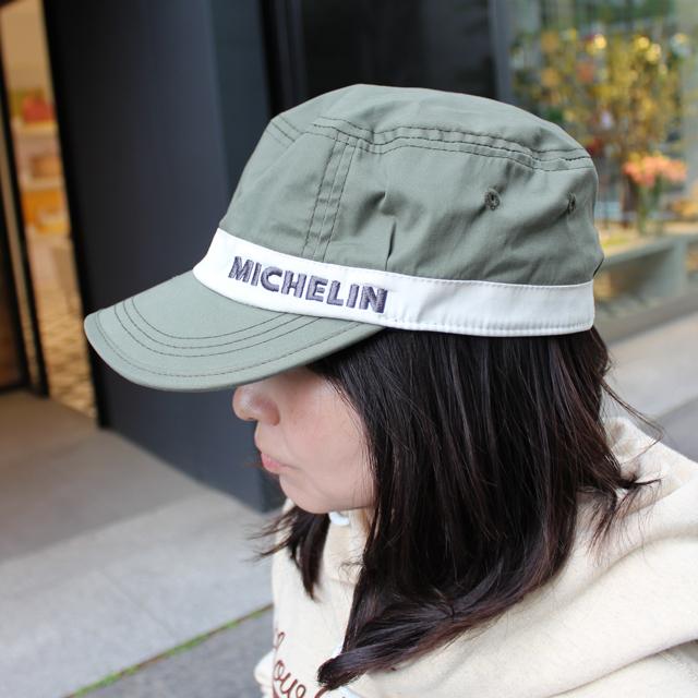 MICHELIN (ミシュラン) ワーク キャップ 自転車 雑貨 キャップ CYCLE サイクル カジュアル 帽子