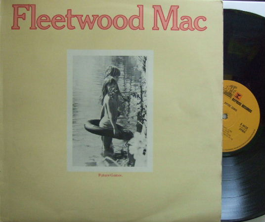 【英Reprise】Fleetwood Mac/Future Games (マト1 ワーナーのロゴなし)