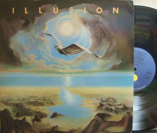 【蘭Island】Illusion/Same