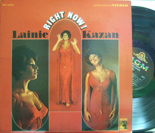 【米MGM】Lainie Kazan/Right Now!