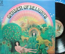 【英Elektra】Stooges, Love, Delaney & Bonnie, Eric Clapton, etc/Garden of Delights (2LP)