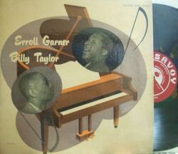 【米Savoy mono】Erroll Garner, Billy Taylor/Back To Back