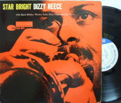 【米Blue Note 47w63rd mono】Dizzy Reece/Star Bright (Hank Mobley, Wynton Kelly, etc)