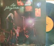【英CBS】Johnny Winter/And Live