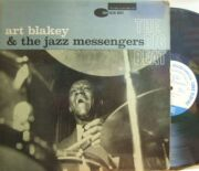 【米Blue Note 47w63rdNY mono】Art Blakey/The Big Beat (Lee Morgan, Wayne Shorter)