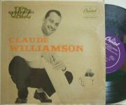 【米Capitol 10' mono】Claude Williamson/Kenton Presents Jazz - Claude Williamson Trio (Curtis Counce, Stan Levey)