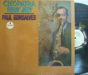 【米Impulse】Paul Gonsalves/Cleopatra Feelin' Jazzy (Kenny Burrell, Hank Jones, etc)