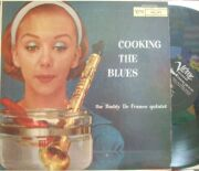 【米Verve mono】Buddy DeFranco/Cooking The Blues (Sonny Clark, Tal Farlow)