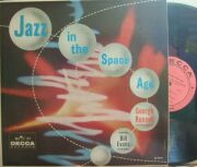 【米Decca mono】George Russell/Jazz In The Space Age (Bill Evans, Paul Bley, etc) promo